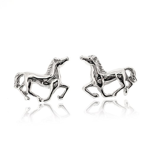 Sovats Pendientes Mujer Caballo