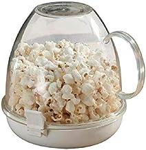 Popcorn Maker In The Microwave - White Color