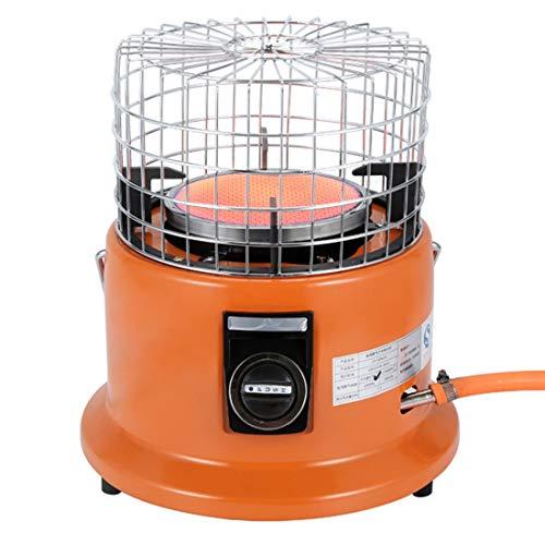 XIUJC Tragbare Propanheizung, Gasheizung im Freien, Erdgasheizung, Infrarot-Keramik-Raumheizung für Außen-, Terrassen-, Eisfischen oder Kochen