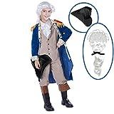 Spooktacular Creations George Washington Costume (X-Large (12-14yr))