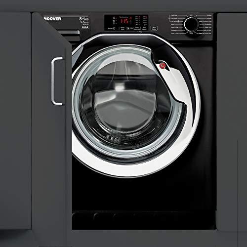 Hoover HBWD8516DCB/1-80 8kg Wash 5kg Dry Integrated Washer Dryer