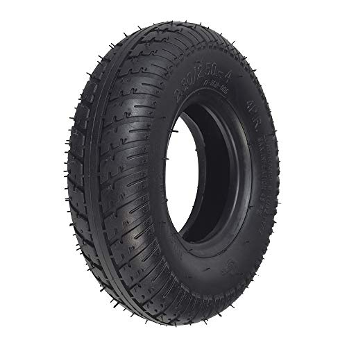 AlveyTech 2.80/2.50-4 Tire for The Razor E300 Scooter (Versions 40 and Up)