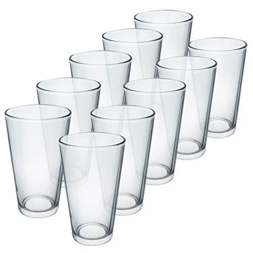 luminarc beer glasses - 2