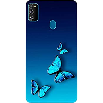 BuyFeb® Printed Soft Back Cover Case Compatible for Samsung Galaxy M30s & M21