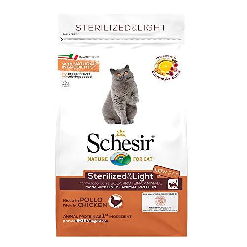 Schesir Cat Sterilized - 400 Gr