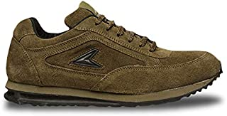 Power Men's Extreme Leather Running Shoes