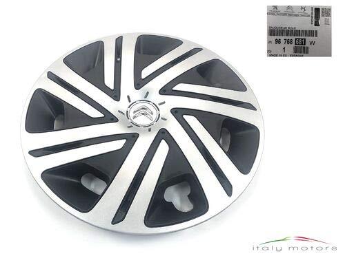Citroen Original Radkappe Radzierblende 15 Zoll Aero Airflow 96768681VV