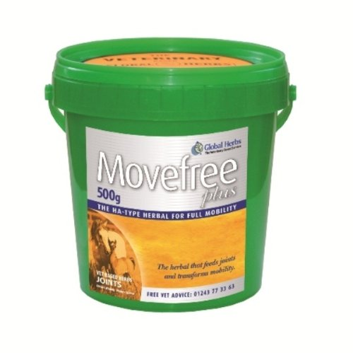 herbes globales - movefree plus cheval supplément POUR ARTICULATIONS x 500 GM