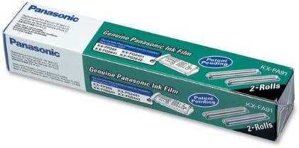 Panasonic Kx-Fp215 Ribbon Refill 2Pack (Oem) 80 Pages Ea