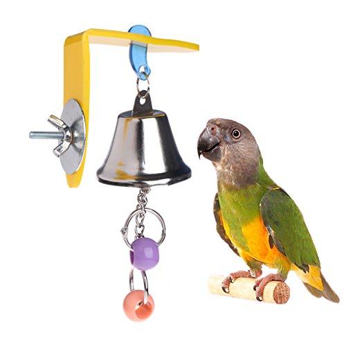 Yoli Spielzeug von Vögeln in für Wellensittiche Papageien Vögel