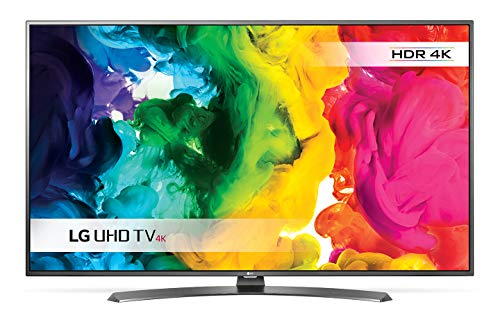 LG LCD 49UH661V UHD 4K HDR UHD-pannello IPS -Smart TV-3 HDMI-USB-DVBT/S2