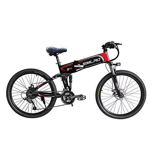 Bicicleta Eléctrica, Amortiguador Completo Bicicleta De Mon