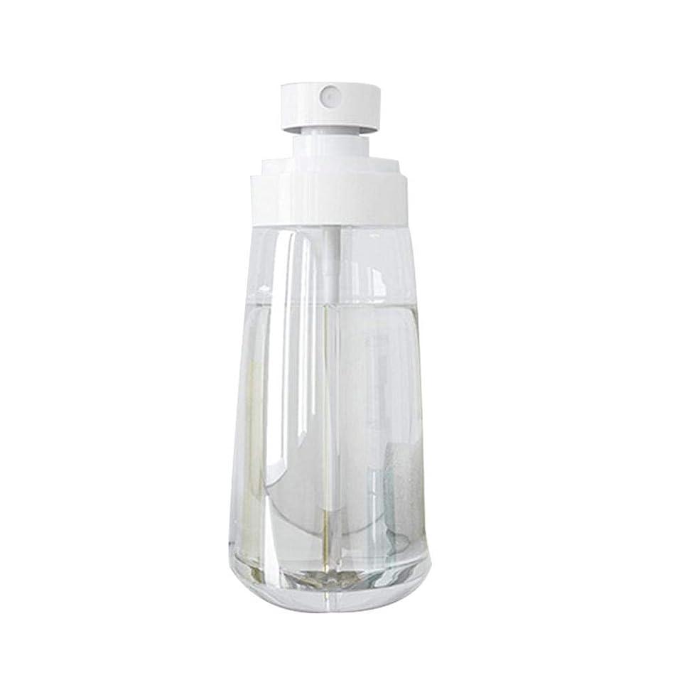 夕食を食べるバイソン叙情的なLUERME スプレーボルト 60ml PET製 化粧水の詰替用 極細のミストを噴霧する 旅行用の霧吹き 小分けの容器 アルコール消毒用 アトマイザー