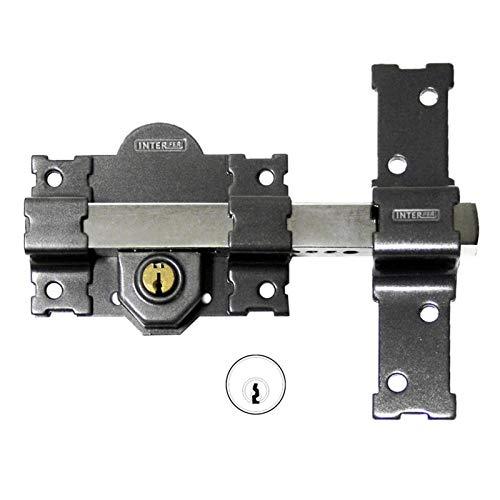 Candado a//alto 50mm en caja Interfer EUR050