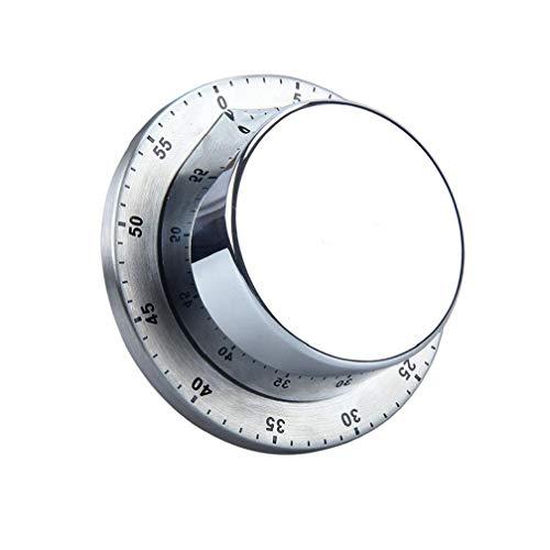 Timer da cucina magnetico da 60 minuti, con allarme forte e funzione di conto alla rovescia, 1 pezzo