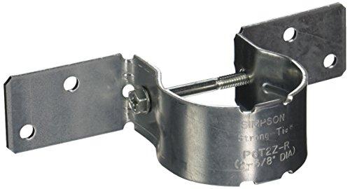 Simpson Strong Tie PGT2Z-R Pipe Grip Tie