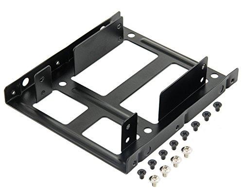 Poppstar Einbaurahmen für SSD HDD Festplatte 2,5