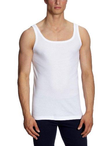 Athena Pack 2 Camisolas Cavas Algodão Biológico Branco - 350040759