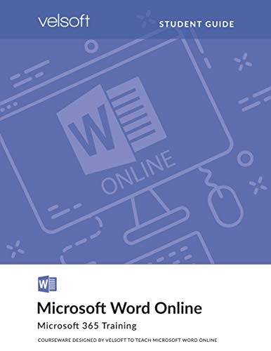 Microsoft Word Online (STUDENT GUIDE) (Microsoft Online)