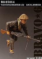 Bravo6 B6-35014 1/35 ベトコン兵士(2)