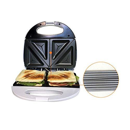 Charik Maison Sandwich Machine Toast Petit déjeuner Machine Multi-Fonction Automatique Sandwich Hamburger Mini