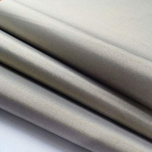 5G Shield Anti-Scanning-Stoff für Auskleidungen RFID-Abschirmung Langlebig für Vorhänge,2m*1.08