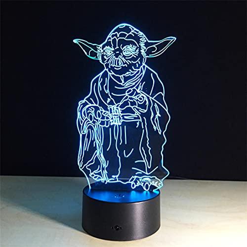 KAXIN Luz nocturna LED 3D con diseño de balón de baloncesto, regulable con mando a distancia, 16 colores, carga USB, 16 colores