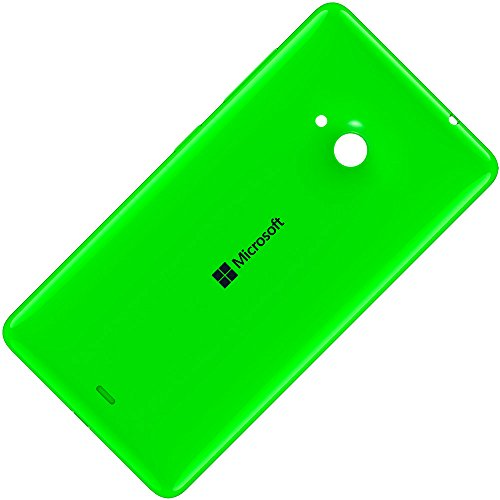 Microsoft Lumia 535 copribatteria originale verde batteria vano coperchio Green Cover posteriore rigida A batteria Battery Back Cover posteriore colore coperchio alettaper Housing Lid