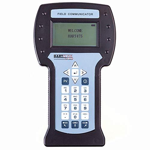 ZHFENG Hart475 Handheld Hart Field Communicator mit englischem Menü zur Kalibrierung des Druck-Temperatur-Messumformers Messgeräte