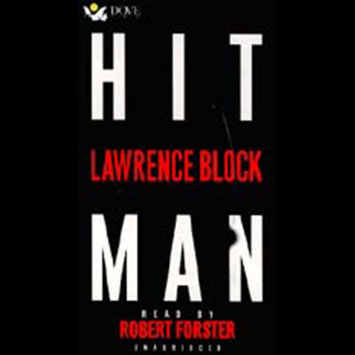 Hit Man audiobook cover art