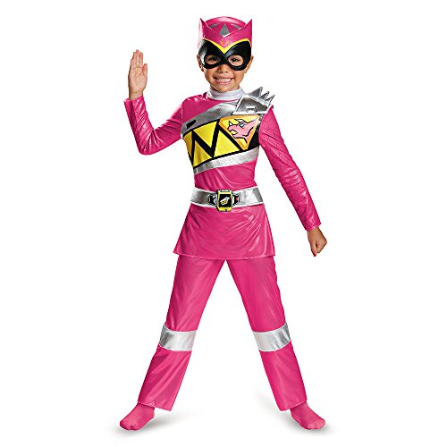 Pink Ranger Dino Charge Deluxe Toddler...