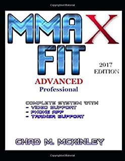 MMAx FIT: Professional Level Mixed martial Arts Cross-Training and Nutritional Program