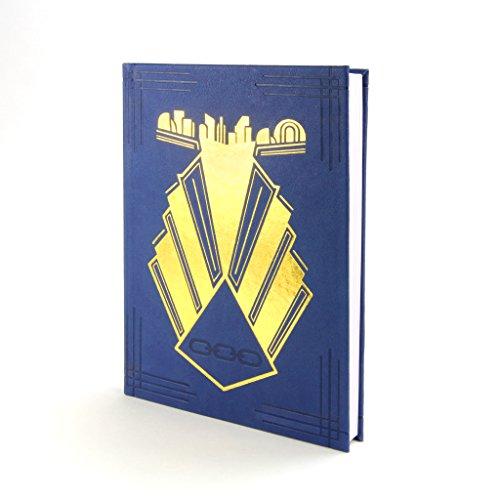 Unbekannt Bioshock Rapture 232-Page Hardcover Journal