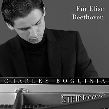 """Bagatelle No. 25 in A Minor, WoO 59, """"Für Elise"""""""