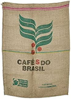 KeepFresh 2840 Coffee Bag, Once Used Printed Burlap, 28