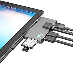 イミディア Surface Pro5用 USB変換ドッキングアダプタIMMEDIA IMD-SUR331