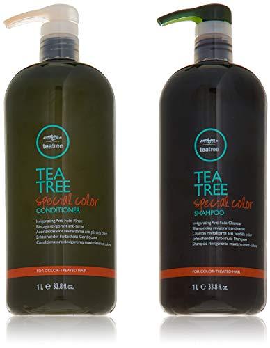 Tea Tree Tingle Color Special Color Conditioner & Shampoo Duo