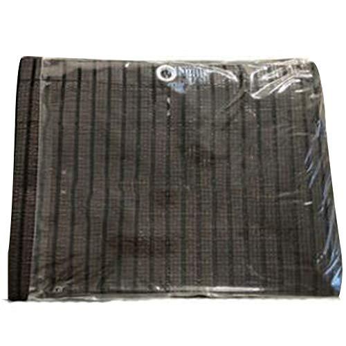 GDMING Shading Net Shade Doek Met Grommets 75% Shading Rate Plant Shadow Protection Gemakkelijk op te slaan Aluminium Folie, 3 Maten