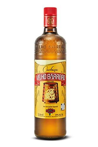 Velho Barreiro Cachaça - 1000 ml