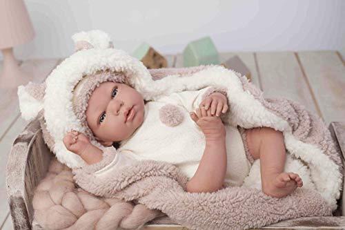 Muñecas Arias- Muñeca bebé (98053)