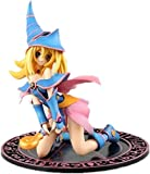 No from Handmade Figure Yu-Gi-Oh Figure Girl Magician Black Figure Girl Anime Figura de acción