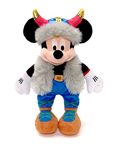 Disney Store Mickey 48 cm Moyen Mickey Souris Peluche Viking