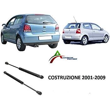 autoSHOP/® ASTT122RB COPPIA MOLLE A GAS CON STAFFE PER AUTO DAL 1999 AL 2005