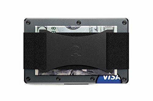 [ザ リッジ] the RIDGE スマートフォンよりも薄い財布 マネーバンド キャッシュ ストラップ アルミニウム ...