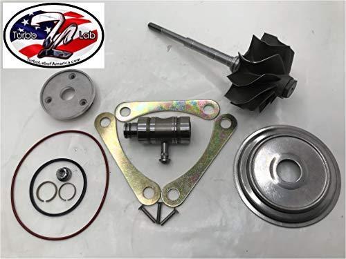 Turbo Lab America Ceramic Ball Bearing Turbo Rebuild Kit GT3071R With Turbine Shaft