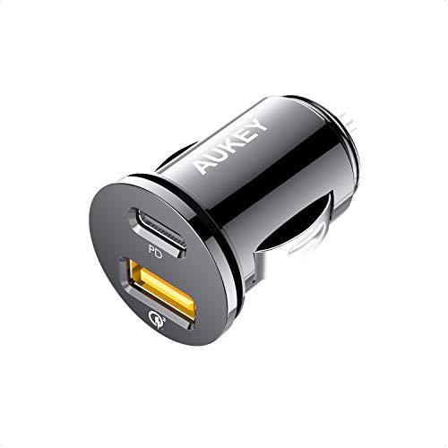 AUKEY USB C Caricabatteria 4,99€ invece di 14,99€ ✂️ Codice sconto: PSEOMGBN