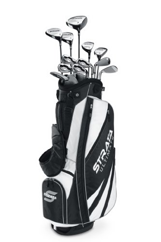 Callaway Men's Strata Ultimate Complete Golf Set, Prior Generation...