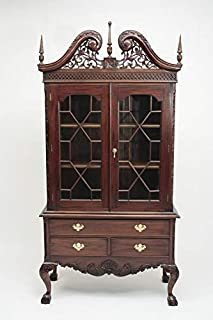 Chippendale Display Cabinet