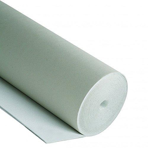 NOMA 4011197070116interne Wand Isolierung, grau, 0,50x 10m x 3mm