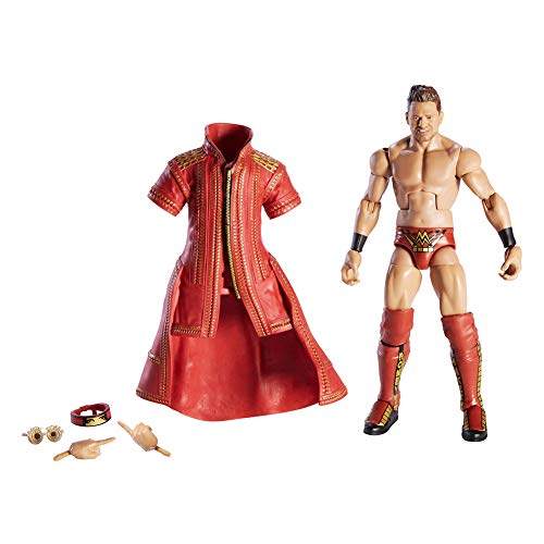 WWE GCL52 - Elite Actionfigur The Miz 15 cm, Actionfiguren ab 8 Jahren